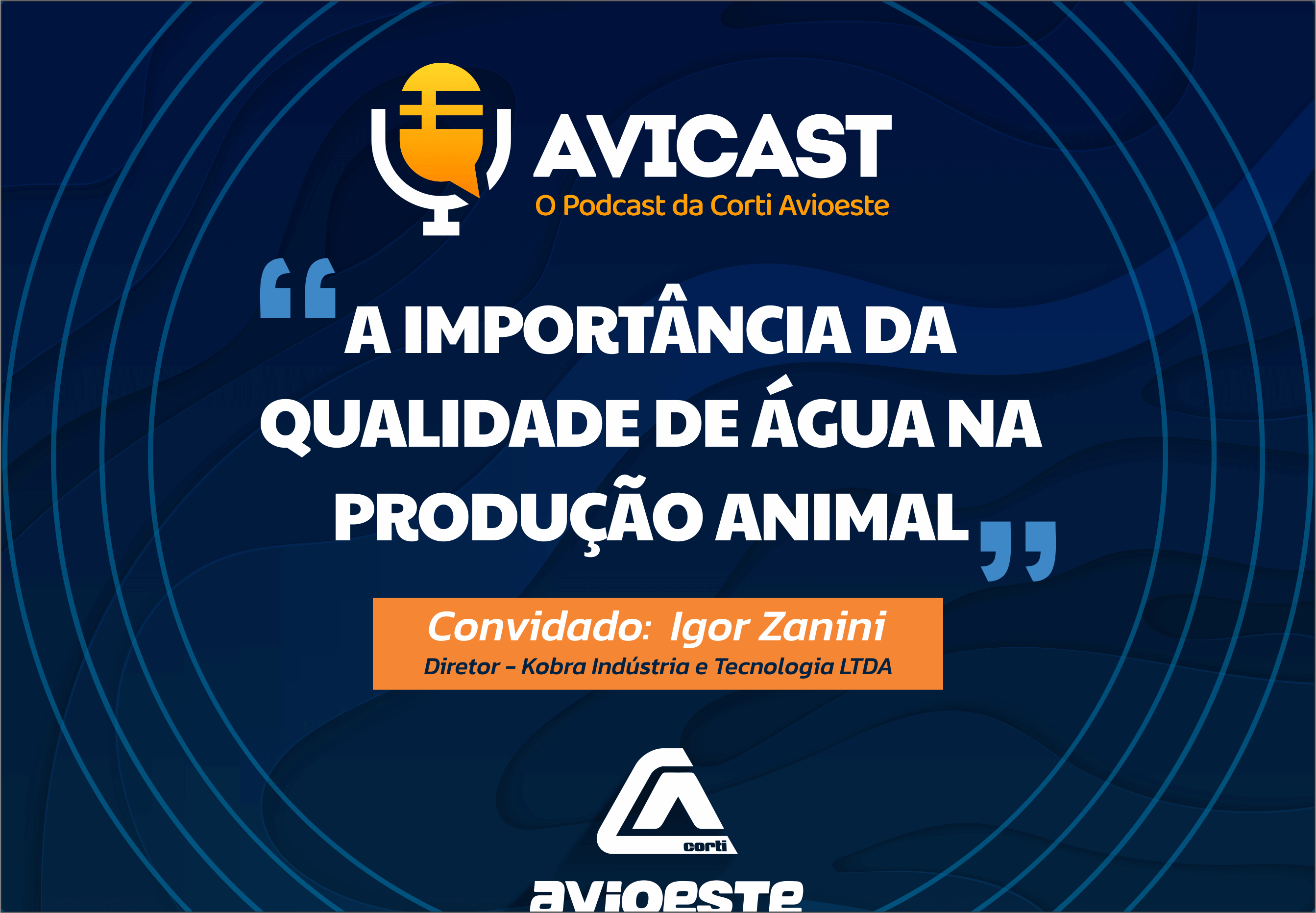 Capa Podcast # 02: The Importance of Water Quality in Animal Production